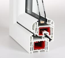 Plastová okna Znojmo - profil
