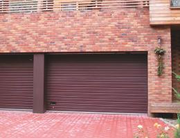 Sekční vrata garážová Znojmo